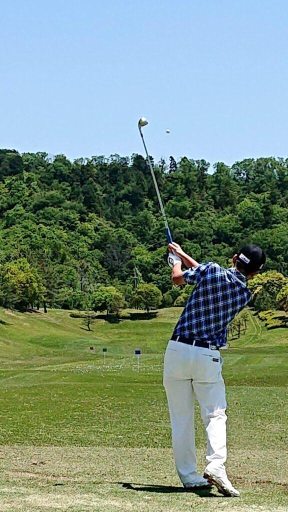 田中裕基, TANAKA Hiroki Professional golf player